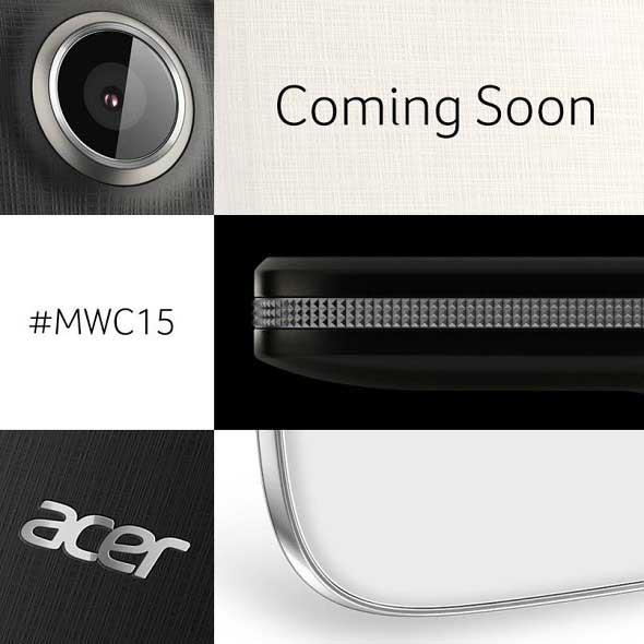 ایسر با گوشیها و چند پوشیدنی جدید به MWC میآید