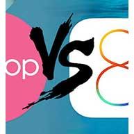 لولیپاپ کمتر از iOS 8 هنگ میکند