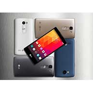 LG و معرفی چهار گوشی جدید