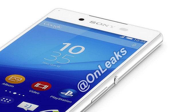 سونی اکسپریا زد 4 - انتشار تصویر رسمی Sony XPERIA Z4