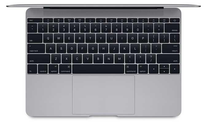 مک بوک 12 اینچی جدید - مکبوک 12 - macbook 12