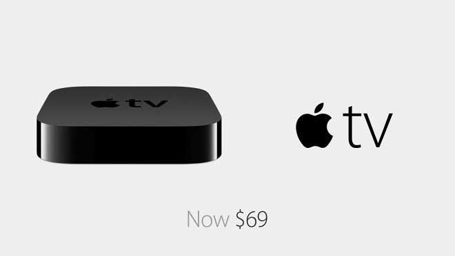 معرفی اپل تی وی جدید - Apple TV
