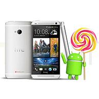 آپدیت نشدن HTC One M7 به اندروید 5.1 و بالاتر