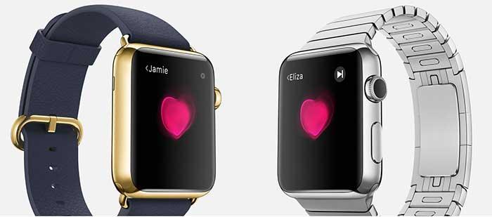 قیمت نسخههای مختلف اپل واچ - 349 دلار تا 17 هزار دلار