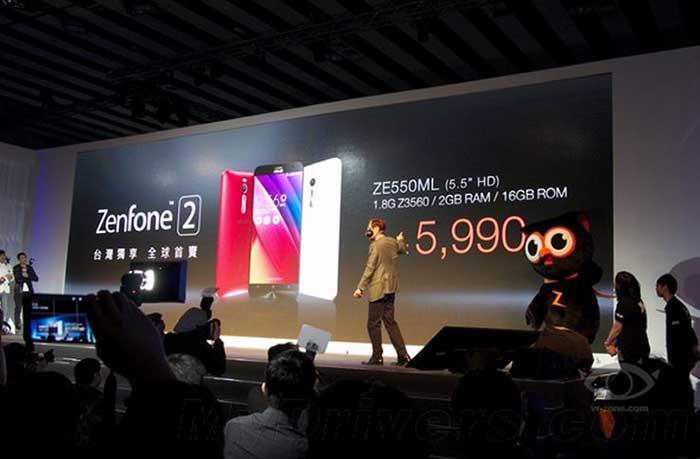 زنفون 2 - Zenfone 2 - اطلاعات در مورد گوشیهای زن فون 2