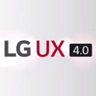 نمایش رابط کاربری LG G4