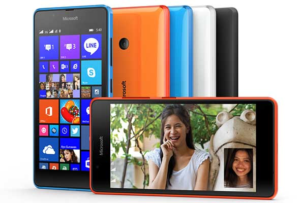 Lumia 540 - معرفی لومیا 540 توسط مایکروسافت