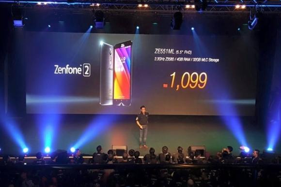 معرفی زنفون 2 - Zenfone 2 در مالزی