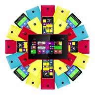 ارائه دو گوشی پیشرفته لومیا در سال جاری توسط مایکروسافت