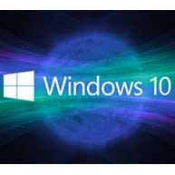 اطلاعات در مورد نسخه های مختلف ویندوز 10