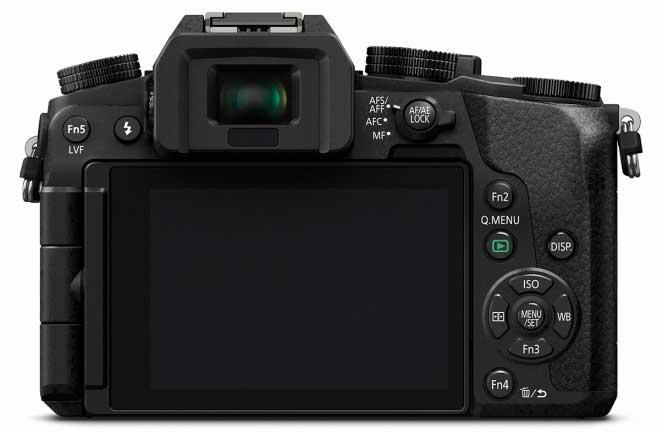 Lumix DMC-G7 - لومیکس - دوربین مایکرو فورترد G7 پاناسونیک