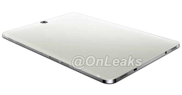 لو رفتن تصاویر تازه ای از گلکسی تب اس 2 - Galaxy Tab S2