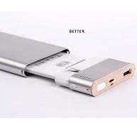 باتری همراه با باتری های قدیمی با ایده better re