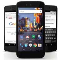 ارائه چری موبایل وان توسط گوگل در میانمار