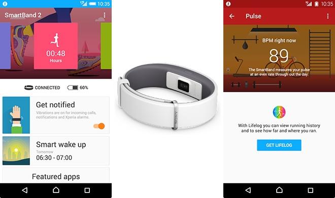 اطلاعات دستبند جدید swr12 سونی - دستبند هوشمند سونی