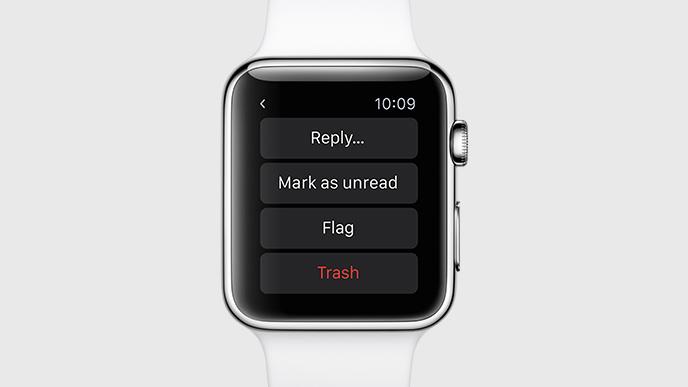 سیستمعامل WatchOS 2 اپل apple