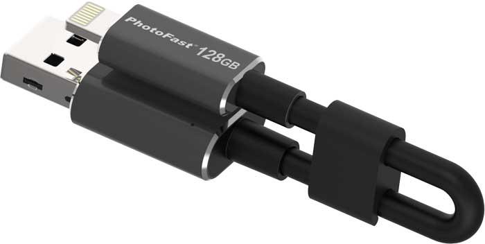 USB آیفون - کابل usb با حافظه داخلی MemoriesCable