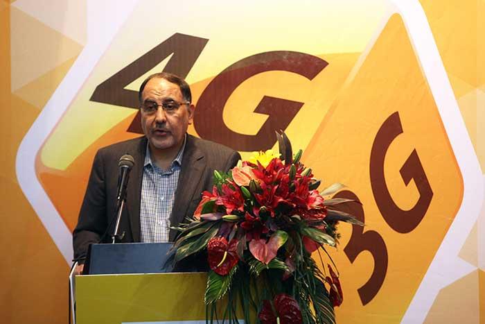 4G ایرانسل - ایرانسل در ارومیه اردبیل و تبریز