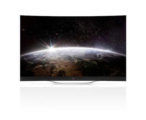 او ال ای دی - تلویزیون OLED الجی