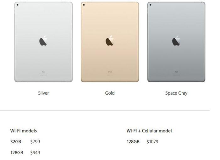 اپل آیپد پرو - معرفی apple ipad pro