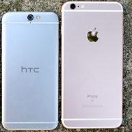 انگشت اتهام htc به سوی اپل در کپی کاری