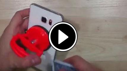 تعویض کاور شیشه ای گلکسی نوت 5
