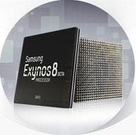 معرفی چیپ ست موبایلی exynos 8890