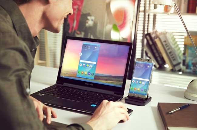 طراحی Note5 و +Galaxy S6 edge - گفت و گو با طراحان نوت 5 و +s6 edge