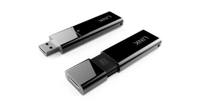 Lenovo LINK 32GB - معرفی دانگل لنوو link 32gb