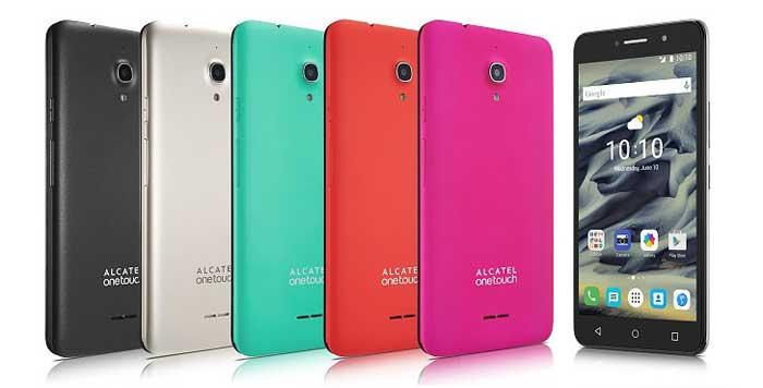 Alcatel Pixi 4 6 - گوشی ها و تبلت های جدید آلکاتل برای CES 2016