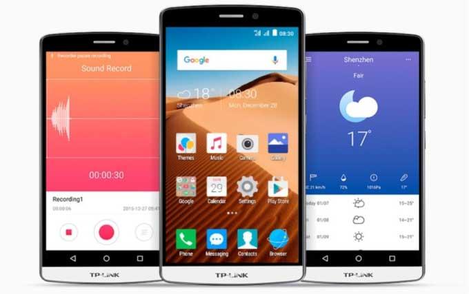 معرفی گوشی های جدید سری neffos تی پی لینک - TP LINK