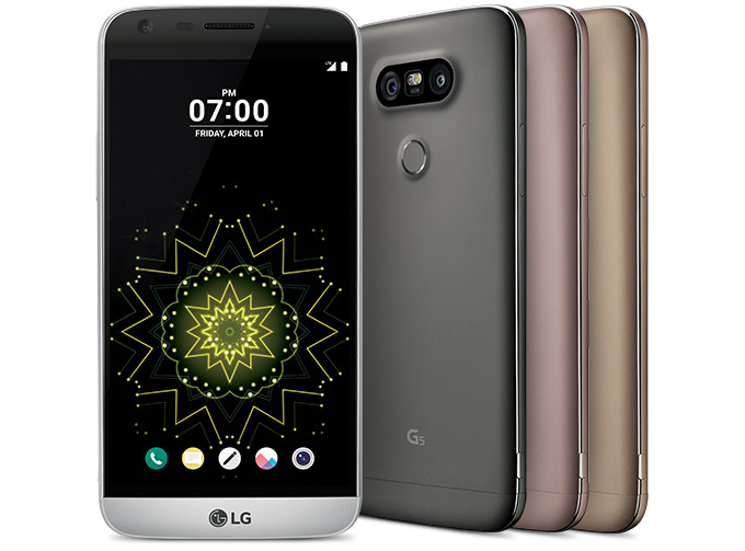 تصاویر رسمی LG-G5