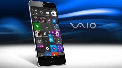 Vaio Phone Biz - وایو