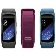 تصاویر و اطلاعات دستبند جدید gear fit 2 سامسونگ