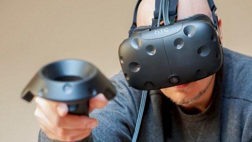 HTC Vive - عینک