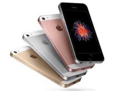 iphone SE - آیفون SE - صفحهنمایش و باتری آیفون