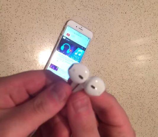 ویدئوی کارکرد earpod جدید با پورت lightning اپل