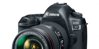 معرفی کانن Canon 5D Mark IV