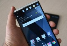 hands-on از lg v20 در تهران