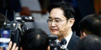 حکم بازداشت نائب رییس سامسونگ