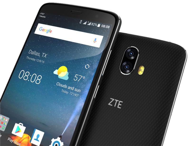 معرفی ZTE Blade V8 Pro در CES 2017