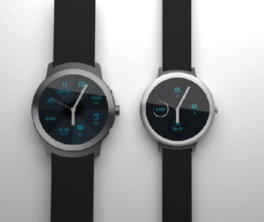 ارائه Watch Sport و Watch Style با اندروید ور 2.0