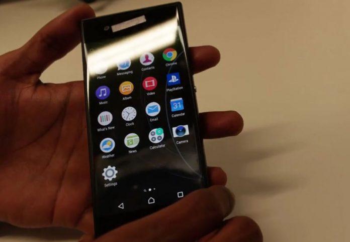 سونی اکسپریا XA 2017 در یک ویدئو ظاهر شد