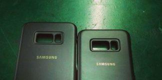 این دو قاب گلکسی S8 جایگاه حسگر اثر انگشت را تایید کردند