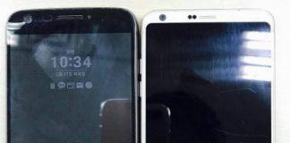 الجی G6 در کنار LG G5؛ سایزها را مقایسه کنید
