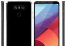 انتشار عکس رسمی LG G6 به رنگ مشکی براق