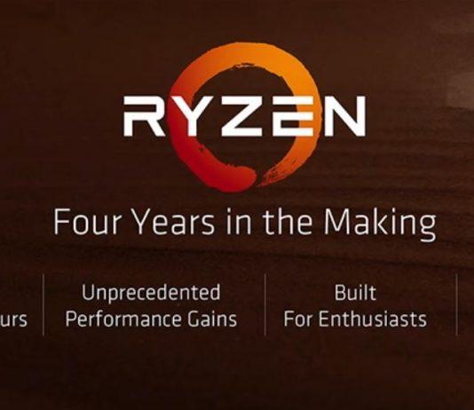 CPU جدید AMD Ryzen آمد؛ ارائه در سه سری 3، 5 و 7
