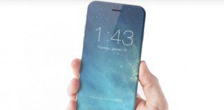 فقط اپل آیفون 8 پنج اینچی پشت شیشه وشارژ وایرلس دارد؟