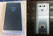 تصویر واقعی LG G6 منتشر شد