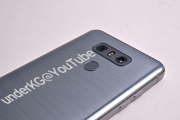 انتشار تصاویر واقعی LG G6 از تمامی زوایا